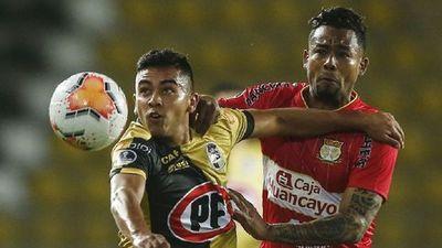 Coquimbo y Huancayo se neutralizan en la ida