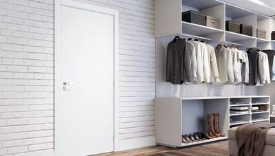 Kits de puerta Vert: la solución perfecta para aberturas interiores que ofrece TecnoGreen