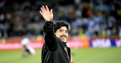 La Nación / Maradona, un astro que marcó al fútbol para siempre