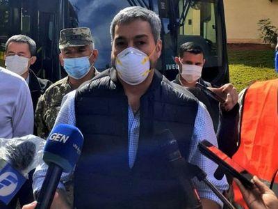 PLRA rechaza veto de Marito a control de gastos en Itaipú