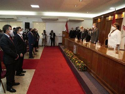 Bogarín y Paciello   prometen plantear cambios en el CM