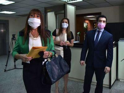 La Corte le dio trámite a la acción de diputada Amarilla