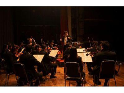 Orquesta de Cámara Municipal ofrece   concierto presencial