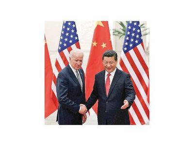 Xi felicita a Biden y llama a cooperar por la paz mundial