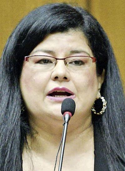 Ministra plantea proyecto para truncar chicanas ante la Corte