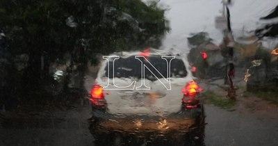 La Nación / Pronostican jueves con lluvias y tormentas