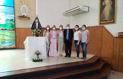 HOY / Familiares de secuestrados pidieron respaldo de la Iglesia para el pa'i Pablito