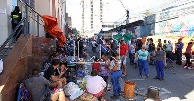 La Nación / Campesinos rechazan modificaciones al proyecto para la agricultura familiar