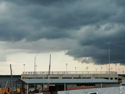 Tormenta avanza en el país y hay alerta para 15 departamentos