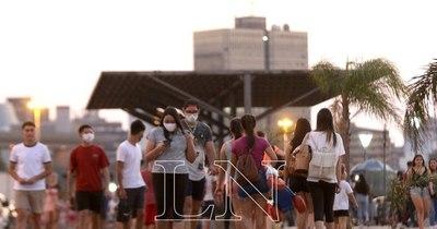 La Nación / Salud reitera importancia de protocolos para evitar contagios con el COVID-19