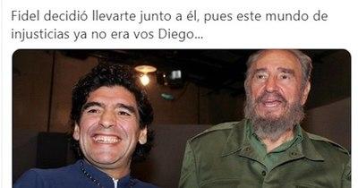 La Nación / Lluvia de críticas a tuit de Lugo