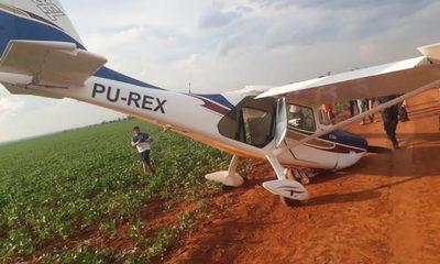 Encuentran avioneta abandonada – Diario TNPRESS