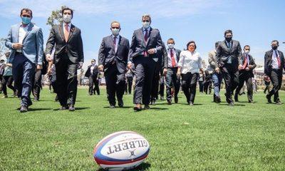 Héroes de Curupayty, el renovado estadio del rugby paraguayo