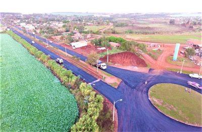 Nueva Esperanza tendrá nueva ruta asfaltada que ahorrará 40 km a productores