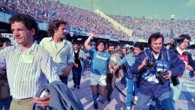 """HOY / El mítico estadio """"San Paolo"""" de Nápoles pasará a llamarse """"Diego Armando Maradona"""""""
