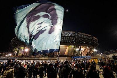 El San Paolo cambiará de nombre: Diego Armando Maradona