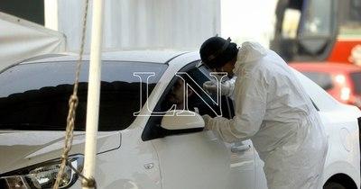 La Nación / Puesto de la Caminera de toma de muestras de COVID-19 está fuera de servicio