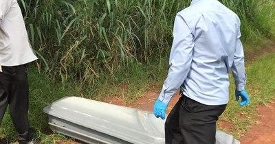 La Nación / Hallan cuatro cadáveres en una fosa en Pedro Juan Caballero