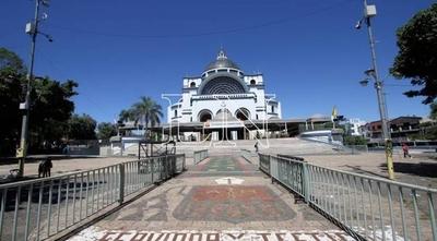 HOY / Desde el sábado, Basílica cerrada y sin equipo de audio que trasmita la misa afuera