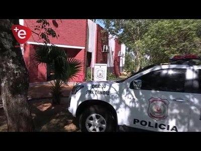 CAPTURAN A SUPUESTO ABUSADOR EN TRINIDAD
