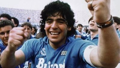 HOY / Maradona, una vida de cine