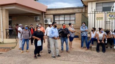 Ciudadanos de San Pedro exigen UTI y equipamientos para Hospital Regional