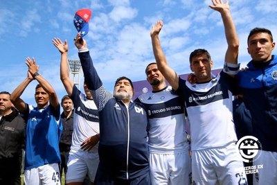 Argentina renombra su campeonato: 'Copa Diego Armando Maradona'