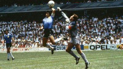 """Shilton reconoce la """"grandeza"""" de Maradona pero sigue sin digerir la """"mano de Dios"""""""