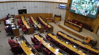 Senado rechazó veto del Ejecutivo sobre ley de gastos socioambientales