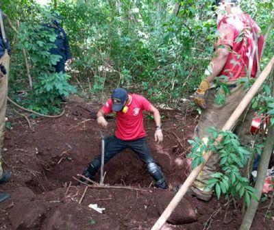 Hallan cuatro cadáveres en Amambay