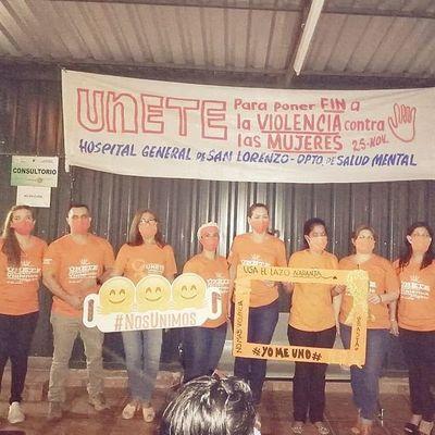 Calleí se suma a campaña que busca frenar violencia contra la mujer