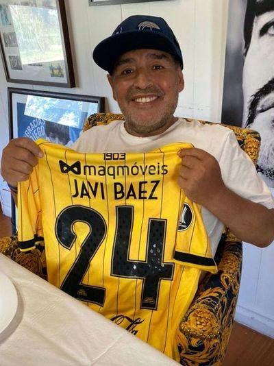 Cuando Maradona casi jugó por un club grande de Paraguay