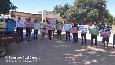 Asegurados de IPS de Carmelo Peralta reclaman cobertura de servicios en la zona