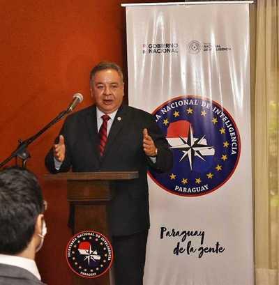 Ministro de Inteligencia ratifica compromiso de impulsar trabajo técnico en favor del país