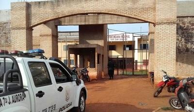 Detectan rebrote de covid-19 en penitenciaría de Pedro Juan Caballero