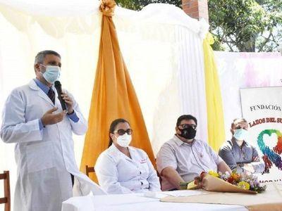 Hospital Día Oncológico de Encarnación tiene nuevo director
