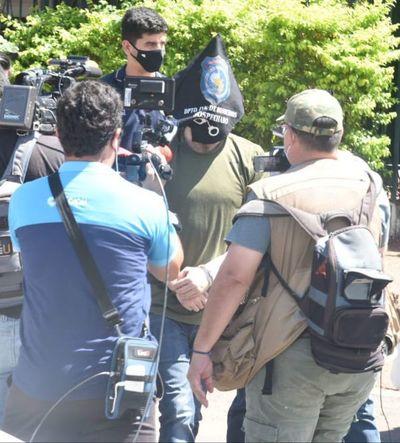 Dictan prisión preventiva para Papo Morales y su pareja