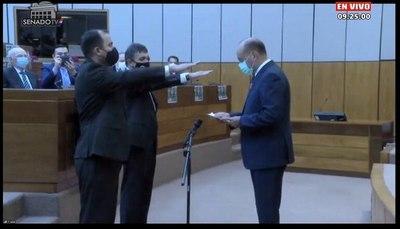 Juraron nuevos miembros del Consejo de la Magistratura