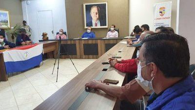GOBERNADOR PRESENTARÁ AL PRESIDENTE  PEDIDO DE LOS TRABAJADORES DEL VOLANTE