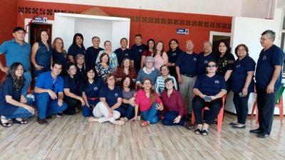 DOCENTES CELEBRAN 30 AÑOS DE FORMACIÓN PROFESIONAL