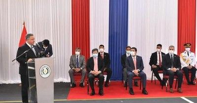 La Nación / Secretaría Nacional de Inteligencia conmemora segundo aniversario
