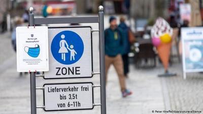 Alemania amplía las restricciones por el COVID-19 hasta enero