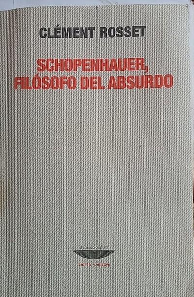 El Orcus schopenhaueriano