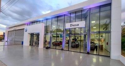 La Nación / Volkswagen renueva identidad de marca y habilita nuevo taller en Santa Rita