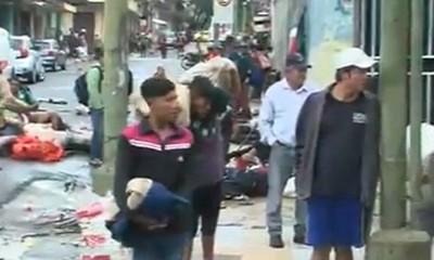 Marcha Campesina: Manifestantes se retiran de Asunción