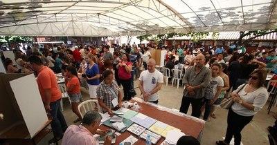 La Nación / Municipales 2021: partidos y movimientos políticos serán reconocidos el 14 de diciembre