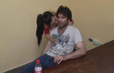 HOY / ¿Privilegio para Papo?: su novia al Buen Pastor y él seguirá en una sede policial