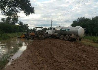 Sin tener el crédito aprobado, MOPC licitó las obras de la ruta de la leche por US$ 146 millones