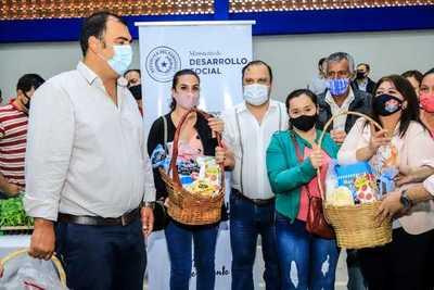 Refuerzan programas de protección social en Caazapá