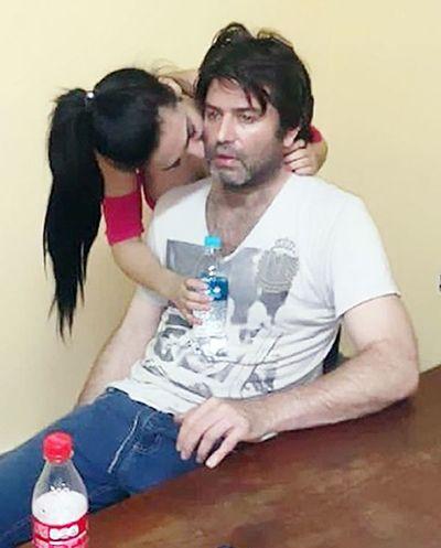 """Dictan prisión preventiva para """"Papo"""" Morales y su pareja"""